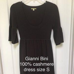 Gianni Bini Cashmere sweater dress